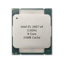 پردازنده سرور Intel Xeon Processor E5-2667 v4