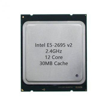 پردازنده سرور Intel Xeon Processor E5-2695 v2