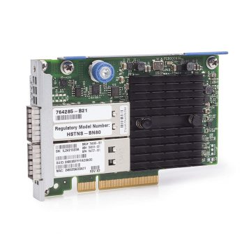 کارت شبکه HP Ethernet 10Gb/40Gb 2-Port 544+FLR QSFP