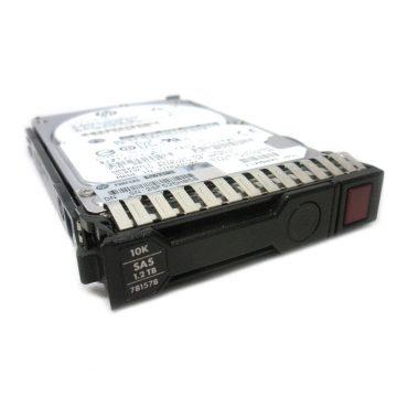 هارد سرور HP 1.2TB SAS 12G 10K SFF