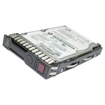 هارد سرور HP 300GB SAS 12G 10K SFF