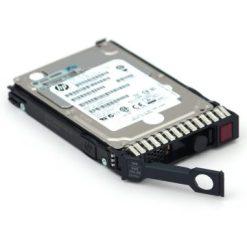 هارد سرور HP 300GB SAS 6G 10K SFF