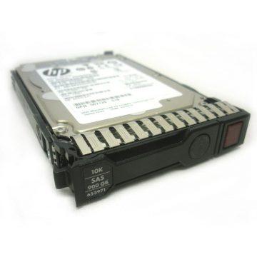 هارد سرور HP 900GB SAS 12G 10K SFF