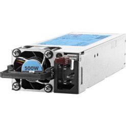 پاور سرور HP 500W Platinum Flex Slot