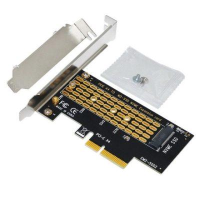 مبدل M.2 NVMe به PCI-E4.0/3.0