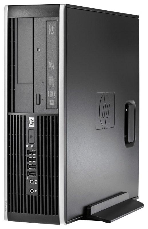 مشخصات ظاهری مینی کیس HP 8300